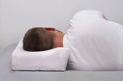 Poduszka ortopedyczna pod głowę